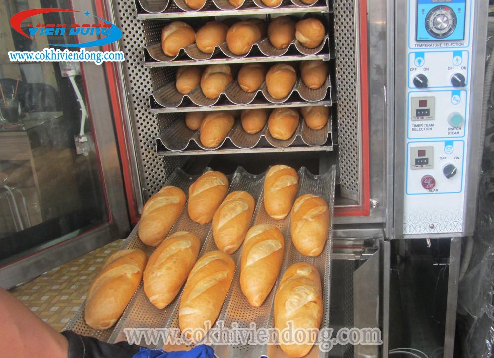 Lò nướng bánh mì công nghiệp Viễn Đông