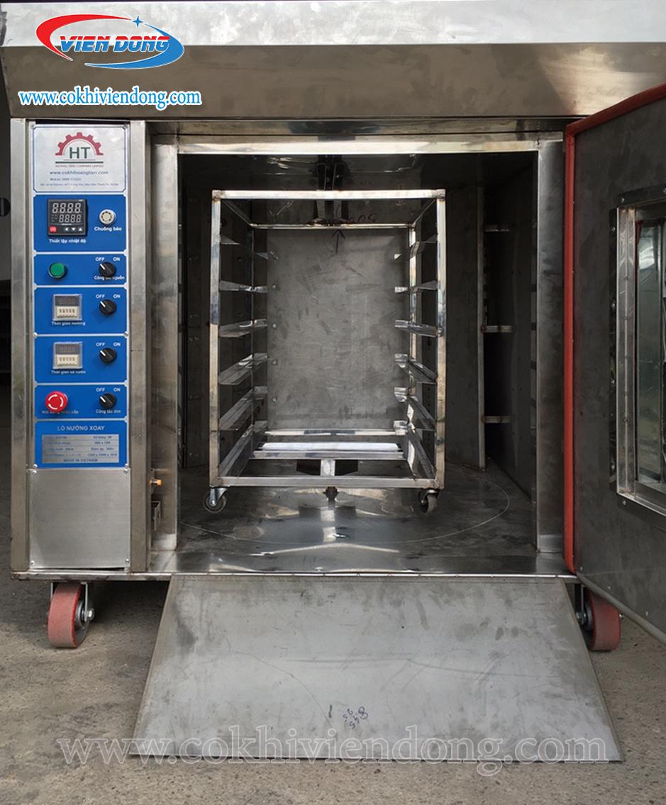 lò nướng bánh mì công nghiệp