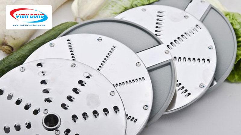 Bộ lưỡi dao của máy thái rau củ VC65