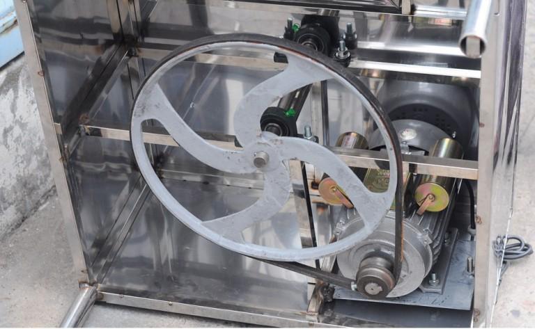 Thiết kế của máy