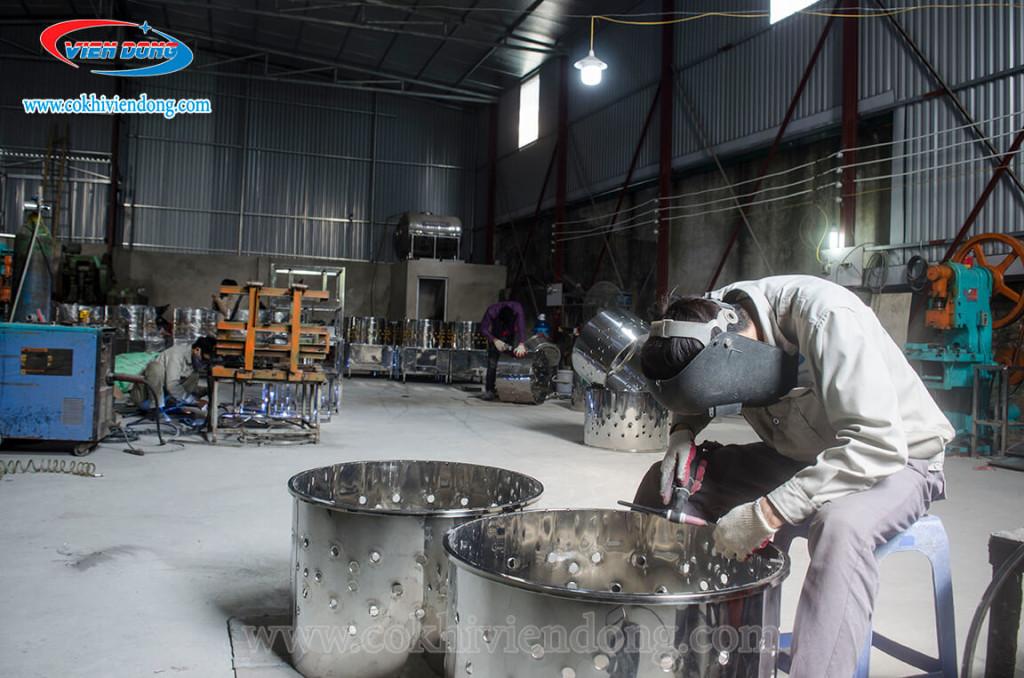 Cơ sở sản xuất của Viễn Đông