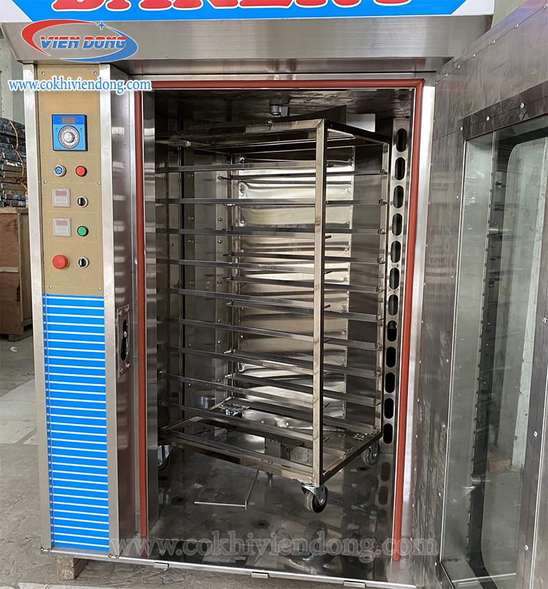 Lò nướng bánh mì 12K 2 chức năng