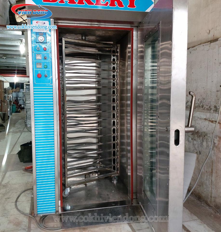 Lò nướng bánh mì 16K 2 chức năng